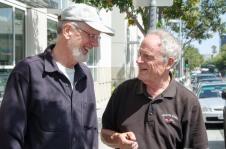 Sid and Tony in Santa Monica2